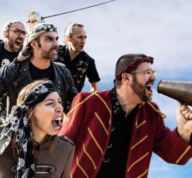 Les Pirates Attaquent