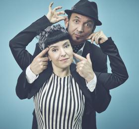 Lili Cros et Thierry Chazelle