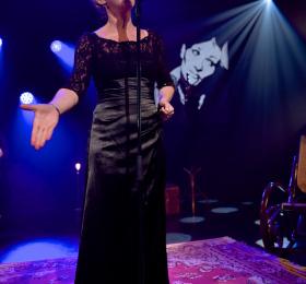 Image Lilie, du bout des lèvres, concert hommage à Barbara Chanson