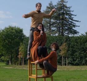 Image lOOking fOr - Ouverture de saison Cirque