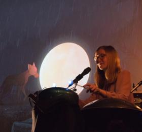 Image Lumières ! - Ellie James concert jeune public