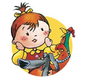Image Mirabelle et ses amis Marionnettes/Objets