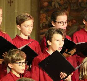 Musique Sacrée Cathédrale Nantes - La Chapelle et le Village