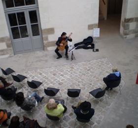 Image Midi de Sainte-Croix, Musique : prélude à la Folle Journée Classique/Lyrique