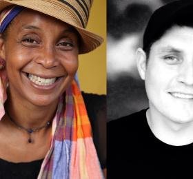Image Véronique Kanor & Tyler Pennock Lecture