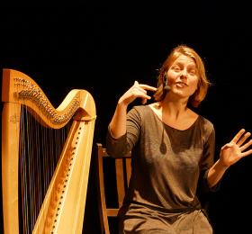 Harpes au Max : Veillée celtique
