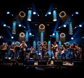 Image Nâtah big band Musique traditionnelle
