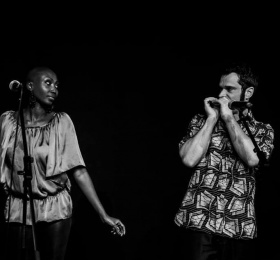 Ndeye & Kevin Doublé