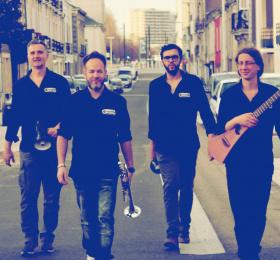 Orquesta de la Calle (Ouverture Tambours et Tropiques)
