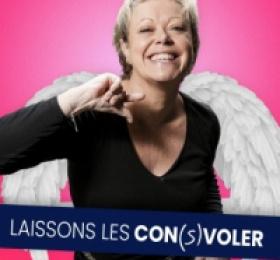 Image Pascale Daumer : Laissons les con(s)voler Humour