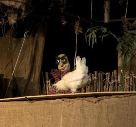 Image Des poules et des hommes Théâtre