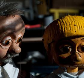 Image Pinocchio Marionnettes/Objets