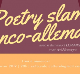 Poetry-Slam franco-allemand