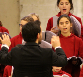 Musique Sacrée Cathédrale Nantes - America