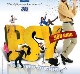 Image Psy : on va vous soigner ! Humour