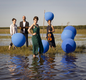 Quartets n°15 de Mozart et Schubert, Quatuor Voce