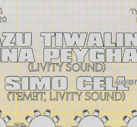 RE-Cell → Simo Cell + Azu Tiwaline & Cinna Peyghamy