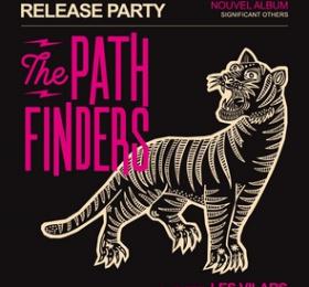 Image Release Party The Pathfinders + Les Vilars Rock/Pop/Folk
