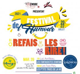 Image Refais-les rire (festival de l'humour) Festival