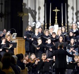 Amadeus - Musique Sacrée Cathédrale de Nantes