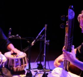 Image Duo Sitar et Tabla: musique improvisée d'Inde du Nord Musique du monde