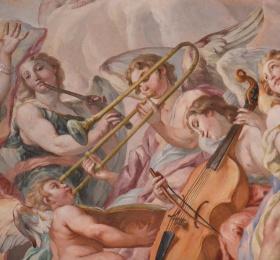 Voyage baroque, d'Italie en Germanie