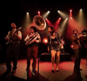 Image The Sassy Swingers + Arnaud Fradin & His Roots Combo Jazz/Blues