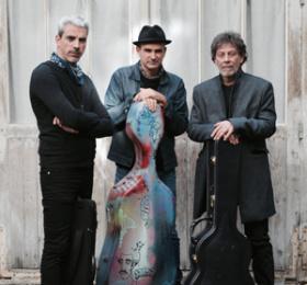 Image Sébastien Surel, Vincent Segal & Tomás Gubitsch Musique du monde