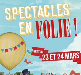 Image Spectacles en Folie ! Festival