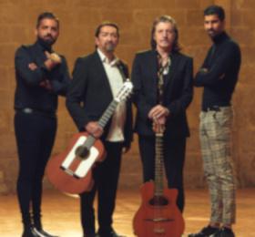 Titi Robin et le Quartet Gitan