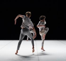 Image Twenty seven perspectives Danse