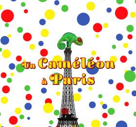 Image Un caméléon à Paris Conte