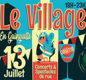Image Le village en guinguette Festival