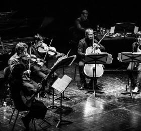 Violaine Cochard et L'Ensemble Cairn
