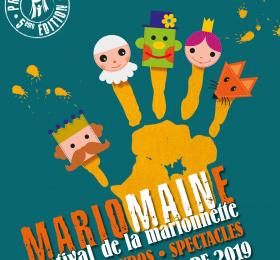 Image Mario'Maine Marionnettes/Objets