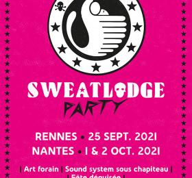 SWEATLODGE PARTY ☆ BACK TO BASICS☆