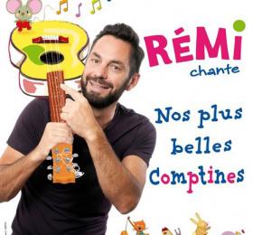 Image Remi chante la fête des comptines Chanson