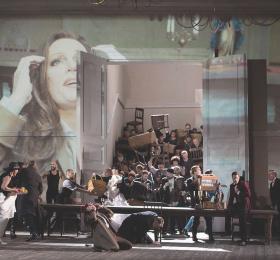 La Forza del Destino (Royal Opera House)