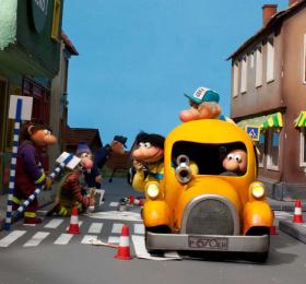 L'Equipe de secours, en route pour l'aventure !