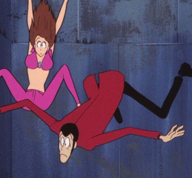 Lupin III : Le secret de Mamo