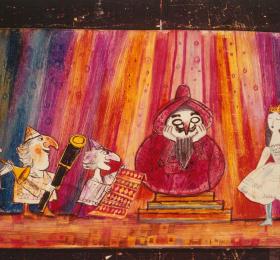 Polichinelle et les contes merveilleux
