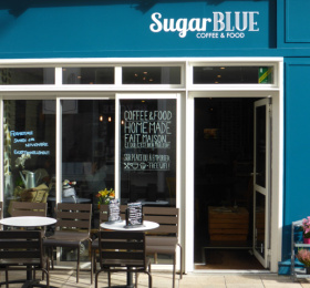 Sugar Blue Coffee & Food