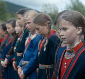 Sâmi, une jeunesse en Laponie