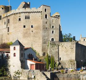 Château départemental de Clisson