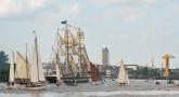 Débord de Loire : une parade nautique d'exception !