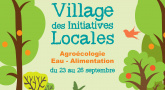Le village des initiatives locales