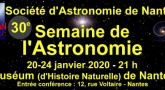 30e semaine de l'Astronomie