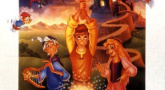 Goûter de l'écran : Taram et le chaudron magique